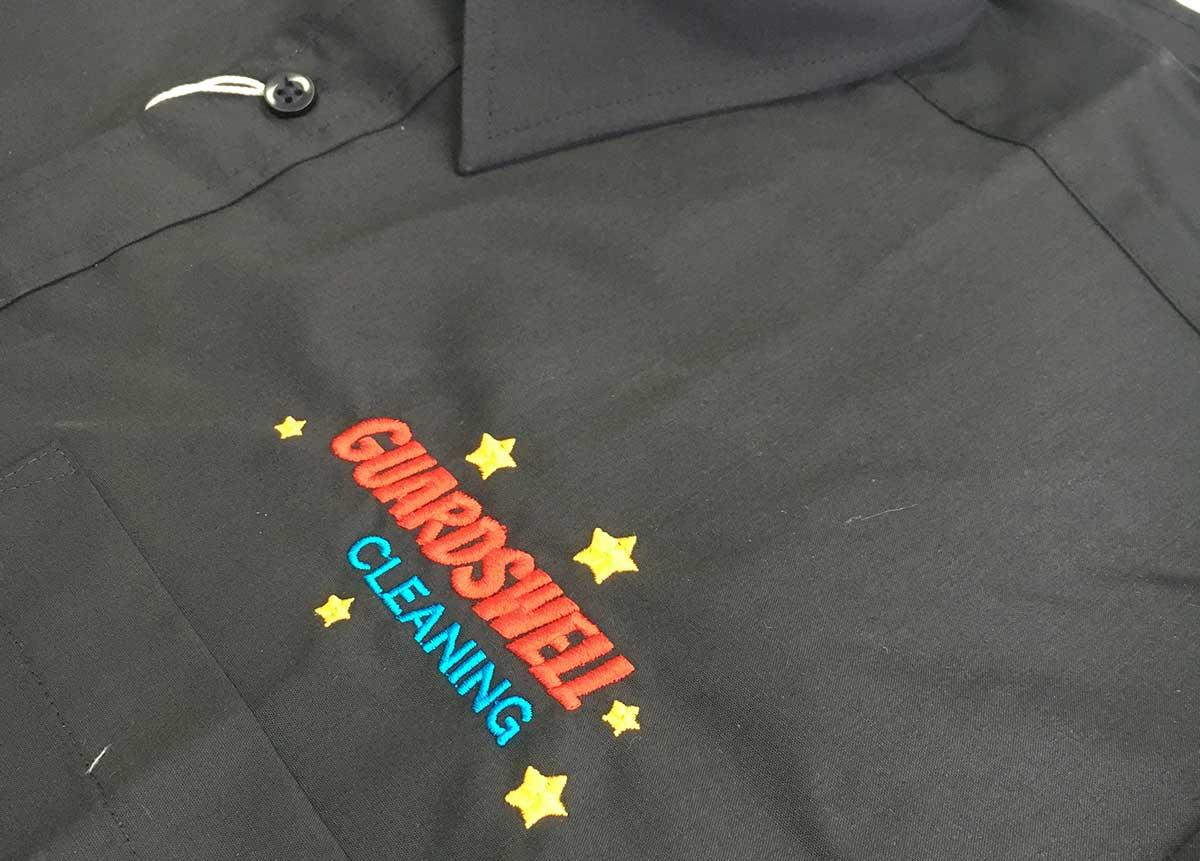 Branded Black Shirt